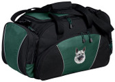 Norwegian Elkhound Duffel Bag