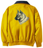 Norwegian Elkhound Jacket