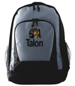 Cavalier King Charles Backpack Font shown on bag is BLOCK