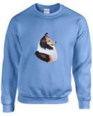 Shetland Sheepdog Sheltie Sweatshirt