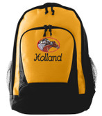 Horse Racing Backpack
