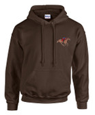 Horse Racing Hooded Sweatshirt