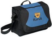 Yorkshire Terrier Bag Font shown on bag is SURFS UP
