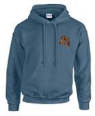 Arabian Hooded Sweatshirt