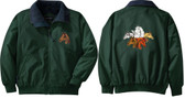 Arabian Jacket Back & Front Left Chest