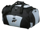 Border Collie Duffel Bag