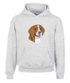 Beagle Hooded Sweatshirt
