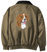 Beagle Jacket Back