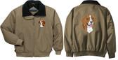 Beagle Jacket Back & Front Left Chest