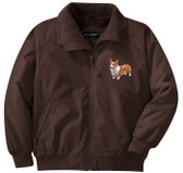 Corgi Jacket Front Left Chest