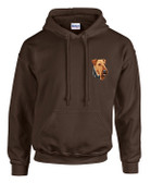 Airedale Terrier Hooded Sweatshirt