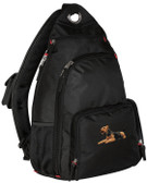 Airedale Terrier Sling Pack