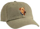 Airedale Terrier Cap
