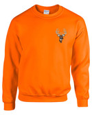 Deer Crewneck Sweatshirt