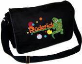 Personalized Gecko Diaper Bag