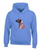 Rhodesian Ridgeback Hooded Sweatshirt