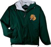 Rhodesian Ridgeback Jacket Front Left Chest