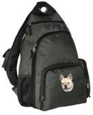 French Bulldog Sling Pack