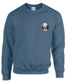 Bearded Collie Crewneck Sweatshirt