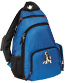 Basset Hound Backpack