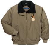 Boxer Jacket Front Left Chest