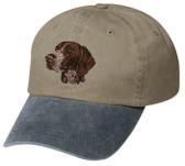 German Shorthair Cap