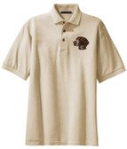 German Shorthair Polo Shirt