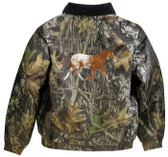 Appaloosa Jacket Back