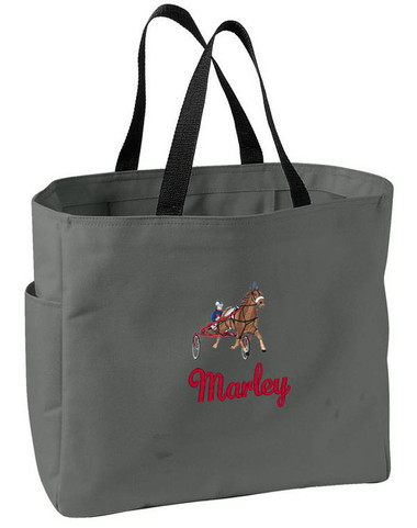 personalized sulky tote bag