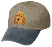 Cocker Spaniel Cap