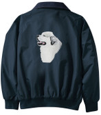 Great Pyrenees Jacket - Embroidered Back