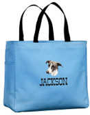 Greyhound Tote Font shown on bag is WESTERN BAR