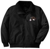 Greyhound Jacket Front Left Chest