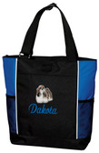 Shih Tzu Tote Font shown on bag is SCRIPT