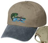 Fishing Bass Cap