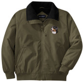 Greater Swiss Mountain Dog Jacket Front Left Chest
