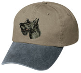 Scottish Terrier Cap