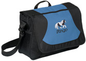 Gypsy Vanner Bag Font shown on bag is BEVERLY