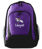 Jumper Backpack Font shown on bag is MOPED
