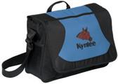 Quarter Horse Bag Font shown on bag is BRITTANICA