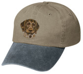 German Wirehair Cap