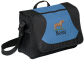 Miniature Horse Bag Font shown on bag is BEECH