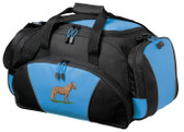Miniature Horse Duffel Bag