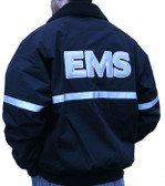 EMT EMS Reflective Jacket - Embroidered Back