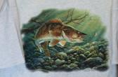 Walleye Fishing T-shirt - Imprinted