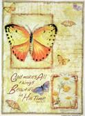 God Makes All Things Beautiful T-shirt - Imprinted Ecclesiastes 3:11