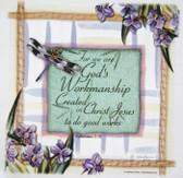 God's Workmanship T-shirt - Imprinted Ephesians 2:10