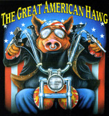 American Hog T-shirt - Imprinted The Great American Hawg
