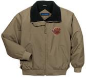 Nova Scotia Duck Toller Jacket Front Left Chest