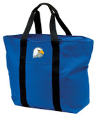Eagle Tote Bag Personalized  - Embroidered All Purpose Tote